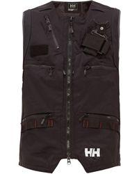 Helly Hansen Cedar Technical Gilet - Black