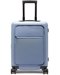 Horizn Studios M5 Smart Hardshell Cabin Suitcase - Blue