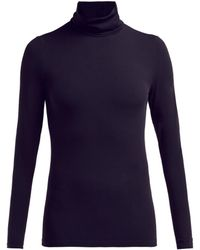 Wolford - Roll-neck Top - Lyst