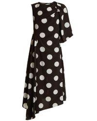 Anna October - One Sleeve Dress - Lyst