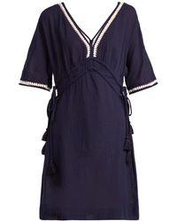 Heidi Klein - Carlisle Bay Cotton Dress - Lyst