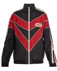 Gucci - Spiritismo Windbreaker Jacket - Lyst