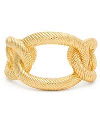 Versace Medusa Leather Bracelet - Multicolour