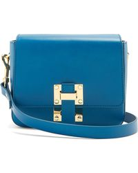 Sophie Hulme - Small Quick Cross-body Bag - Lyst