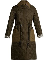 Altuzarra - Creedence Reversible Quilted Parka - Lyst