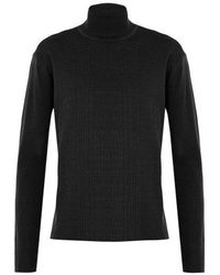 Wooyoungmi - Cashmere Roll-neck Jumper - Lyst