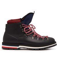 Moncler - Henoc Tri-colour Boots - Lyst