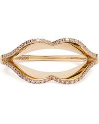 Raphaele Canot - Omg! Diamond & Yellow-gold Ring - Lyst