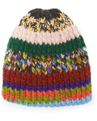 Missoni - Chunky Knit Hat - Lyst