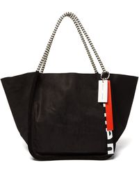 Proenza Schouler - Extra-large Rope-handle Corduroy Tote - Lyst