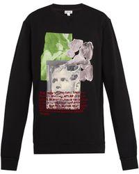 Loewe Oversized Cotton-jersey Sweatshirt - Multicolour