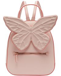 Sophia Webster - Kito Butterfly-appliqued Leather Backpack - Lyst