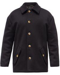 Marni オーバーサイズ ウールジャケット - マルチカラー