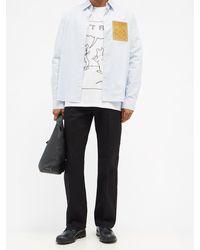 Loewe Don't Forget コットンtシャツ - ホワイト