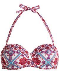 Paolita - Gobi Bandeau Bikini Top - Lyst