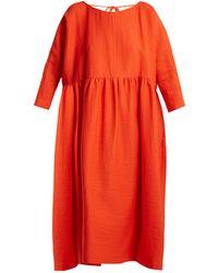 Rachel Comey - Oust Cotton-blend Dress - Lyst