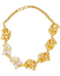 Marni - Lily Chunky Necklace - Lyst