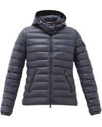 Moncler - Down-filled Lightweight Nylon Jacket - Lyst