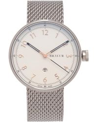 Bravur | Bw102 Stainless-steel Watch | Lyst