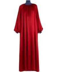 Partir Roksanda À Femme € De 234 Lyst Robes Longues kXN8OPn0w