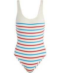 Solid & Striped - The Anne-marie Scoop Back Swimsuit - Lyst