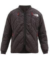 THE NORTH FACE BLACK SERIES X Kazuki Kuraishi Technical Cardigan Jacket - Black