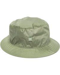 Acne Studios - Buk Face Nylon Bucket Hat - Lyst