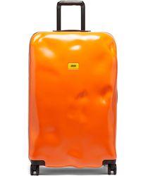 Crash Baggage Icon 79cm Suitcase - Orange