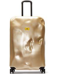 Crash Baggage Icon 79cm Suitcase - Metallic