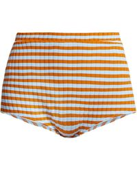 Solid & Striped The Jamie High-rise Bikini Briefs - Multicolour