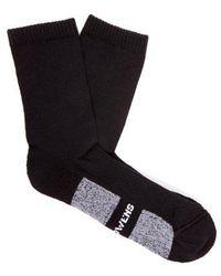 Rick Owens - Wool-blend Ankle Socks - Lyst