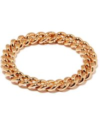 SHAY Bracelet à maillons en or rose 18 carats - Métallisé