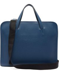 CONNOLLY - Document 1985 Leather Briefcase - Lyst