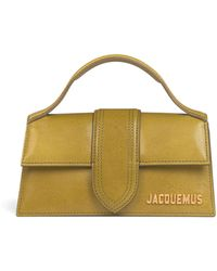 Jacquemus バンビーノ ラージ レザーハンドバッグ - マルチカラー