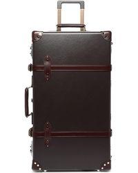 "Globe-Trotter Centenary 30"" Suitcase - Multicolour"