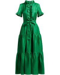 LaDoubleJ - Long & Sassy Dress - Lyst