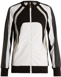 NO KA 'OI - Nola Zip-through Performance Jacket - Lyst