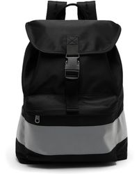 A.P.C. - Telio Fluorescent-band Backpack - Lyst