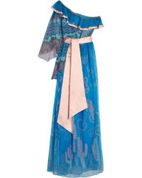 Zandra Rhodes - Archive I The 1976 Grace Dress - Lyst