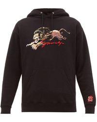 Givenchy - ライオン コットンスウェットシャツ - Lyst
