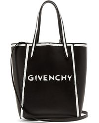 Givenchy - Neo Stargate Smooth Tote Bag - Lyst