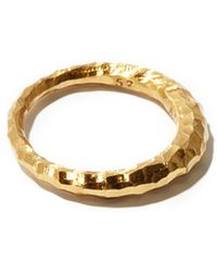 All_blues - Bague en vermeil Hungry Snake - Lyst