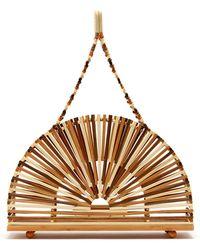Cult Gaia - Dome Bamboo Bag - Lyst