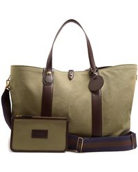 Dunhill - Kempton Canvas Tote - Lyst