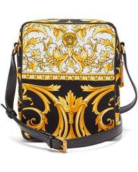 Versace - バロック キャンバスバッグ - Lyst