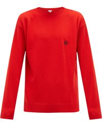Loewe Embroide - Red