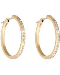 Spinelli Kilcollin - Miri Diamond & 18kt Gold Earrings - Lyst