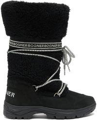 Bogner Alta Badia 1b スノーブーツ - ブラック