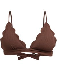 Marysia Swim - Exclusive To Mytheresa – Santa Clara Reversible Bikini Top - Lyst