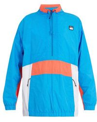 Pam - Persp-active Pullover Jacket - Lyst